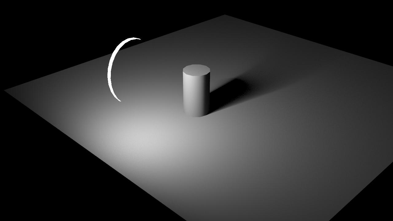 Shadow Effect 4 - CG Masters School of 3D Animation & VFX